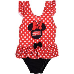 Costum baie cu volanase Minnie